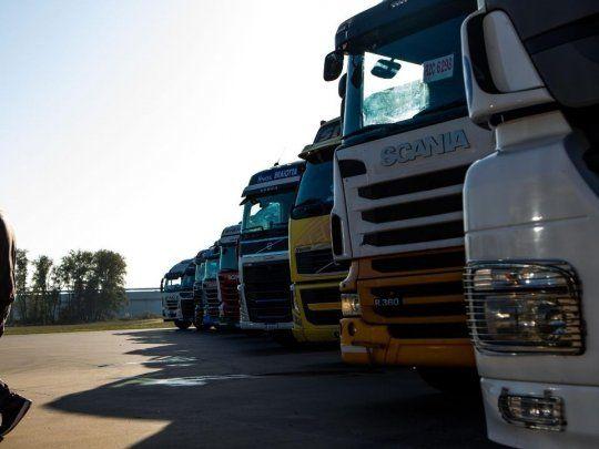 Preocupa al sector agroexportador nuevas protestas de transportistas  autoconvocados