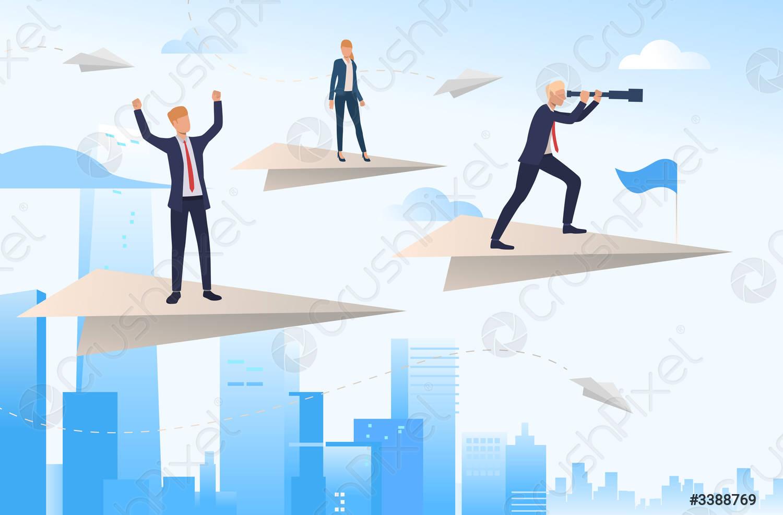 como llegar a ser lider: las claves para dar el paso dentro de tu propia empresa