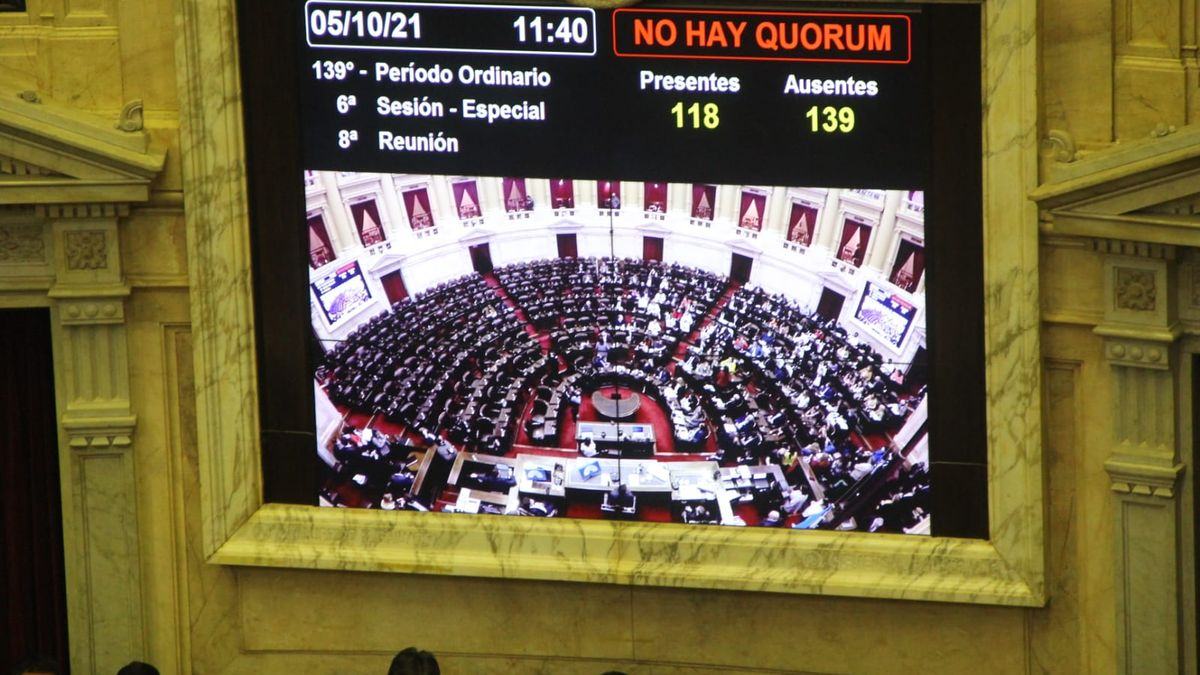 Who are the five deputies from Frente de Todos who missed the session due to Pre-Food Labeling?