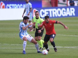 Atlético Tucumán derrotóa Independie nte por 1 a 0 en el estadio Libertadores de América, en un encuentro válido por la duodécima fecha de la Zona B de la Copa Liga Profesional.