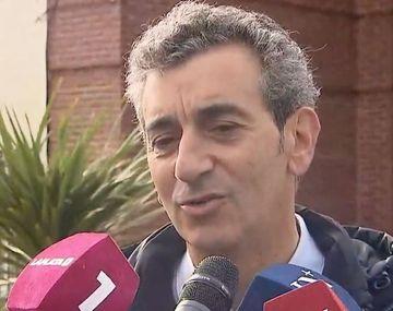 Votó Florencio Randazzo: Es una buena oportunidad para terminar con la grieta