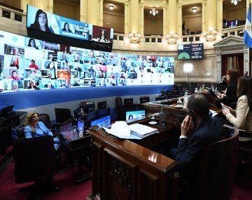 El Senado avaló por unanimidad el proyecto para crear 24 capitales alternas
