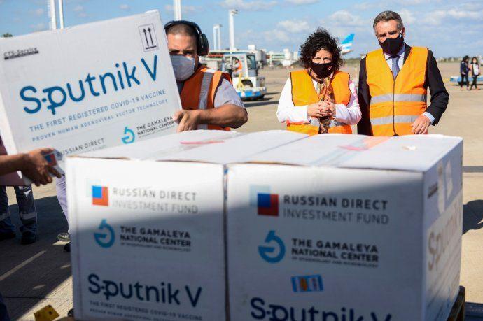 Aseguran que la Sputnik V tiene la mayor eficacia entre todas las vacunas