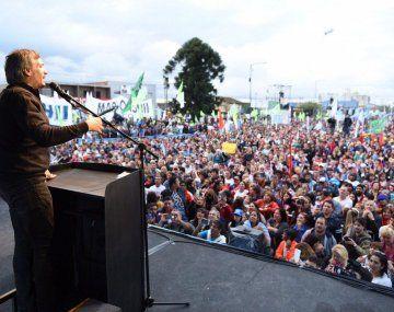 Máximo Kirchner: Los argentinos saben que se puede gobernar de otra manera