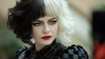 Cruella, con Emma Stone.