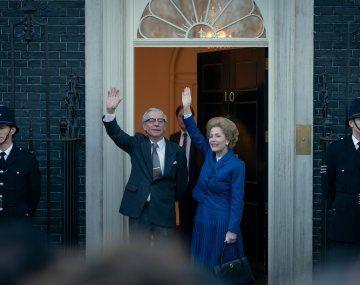 GillianAndersoninterpreta a Margaret Thatcher