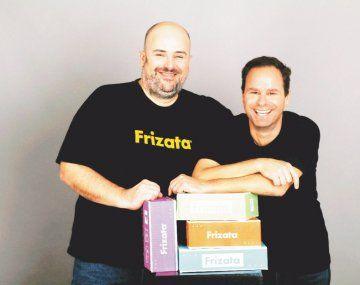 Foodtech Frizata atrajo inversiones por u$s5 M (entre otros, de Galperín)