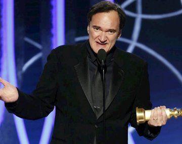 """Quentin Tarantino. Ganó por su película """"Había una vez en Hollywood"""", además de mejor director, guión y Brad Pitt como actor secundario."""