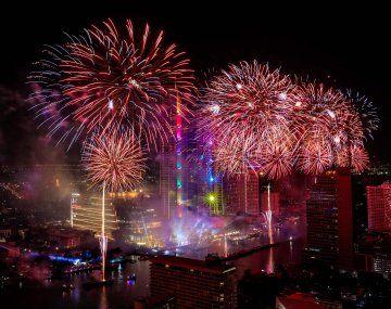 Los festejos del Año Nuevo alrededor del mundo