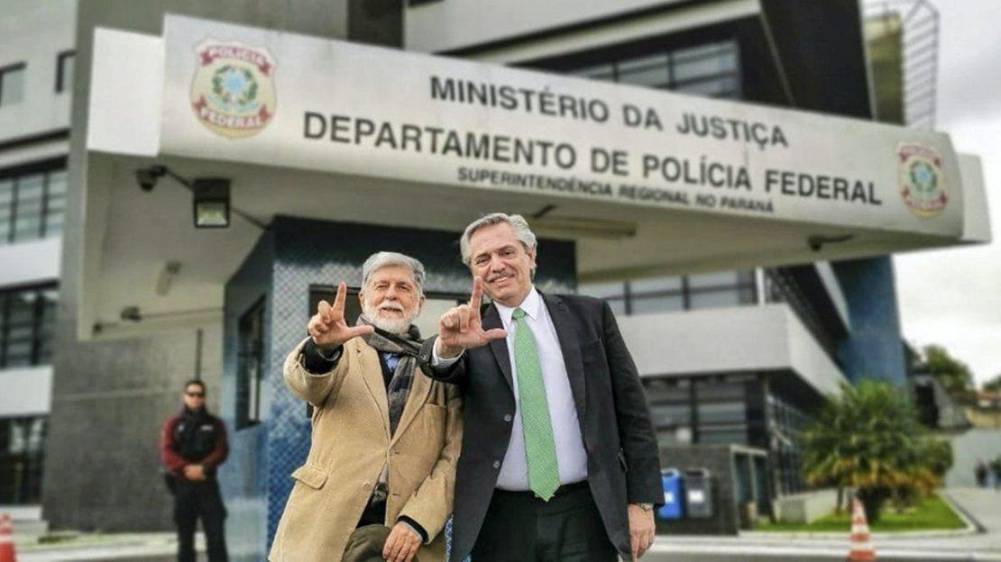 Alberto Fernández habló sobre el fallo a favor de Lula:
