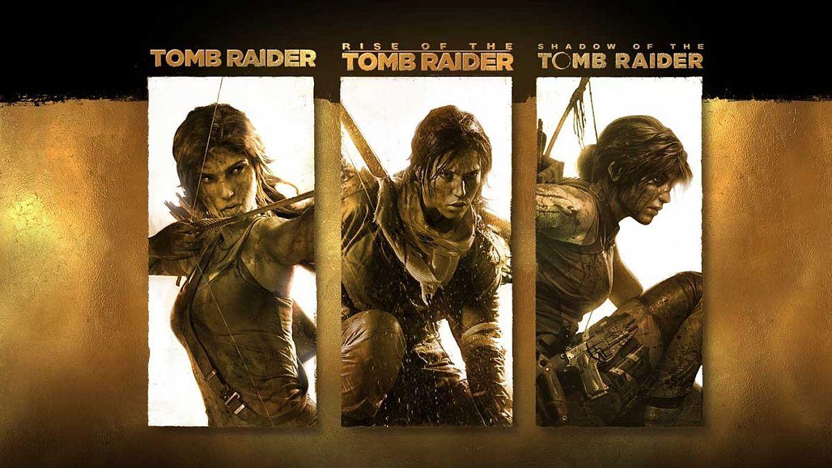 Tomb Rider: se filtró una nueva colección