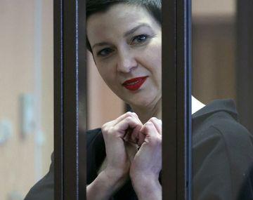 Maria Kolésnikova.