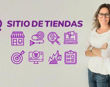 Sitio de Tiendas fue fundada por Andrea Bertone en diciembre del 2020. En apenas 8 meses ya cotizaron negocios por u$s45 millones y planean desembarcar en Brasil en un mes.