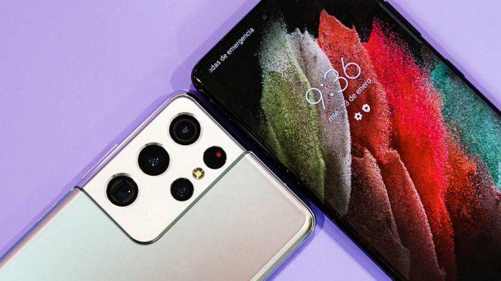Las ofertas en celulares Samsung alcanzan el 40%.