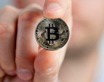 La cotización de Bitcoin, en alza.