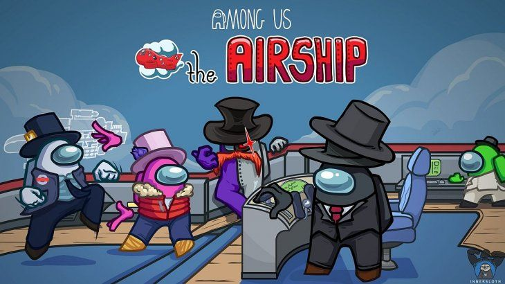 The Airship ya está disponible.