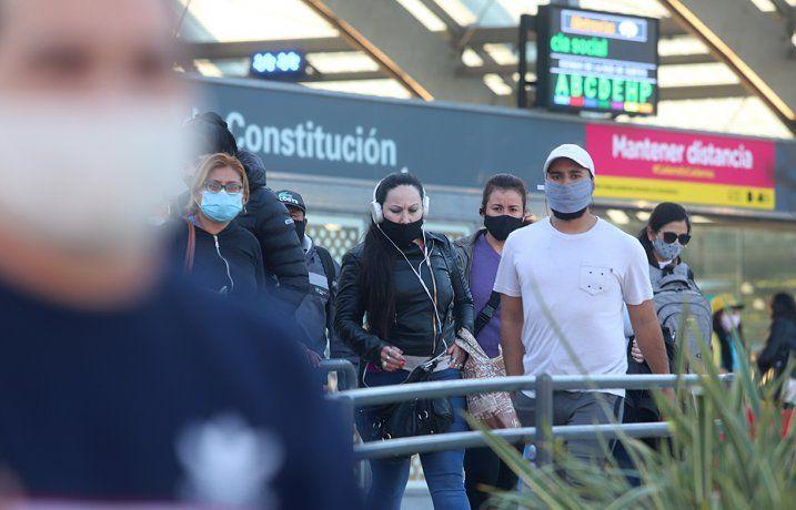 ¿Cuántos casos de coronavirus hay hoy en la Argentina?