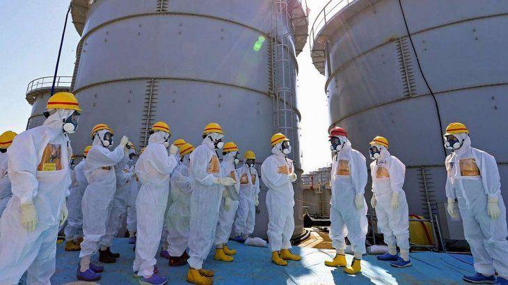 Polémica: Japón liberará al mar aguas contaminadas del desastre nuclear de Fukushima