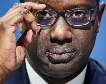 Tidjane Thiam tomó las riendas del banco en 2015.