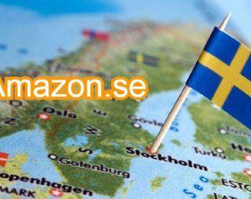 Increíble error y papelón de Amazon Suecia: confundieron la bandera y pusieron una de Argentina
