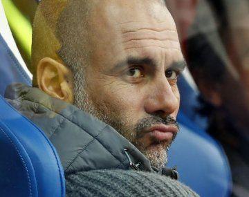 Guardiola se mostró en contra de la Superliga europea, pero tampoco se alineó con la UEFA.