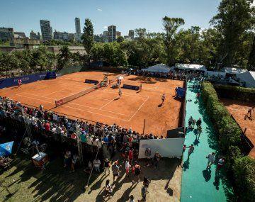 El Argentina Open Corporate permite a las empresas jugar un torneo entre compañías y disputar las finales en el mismísimo BALTC.