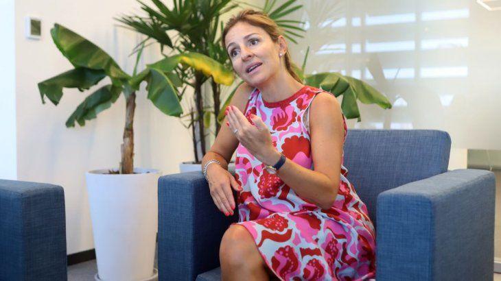 Soledad Acuña.