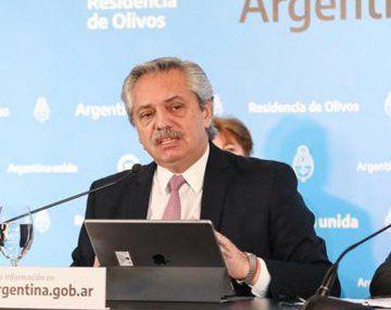 El presidente, Alberto Fernández, realizó un posteo en sus redes socialescon motivo del Día Internacional contra laHomofobia, Transfobia y Bifobia.