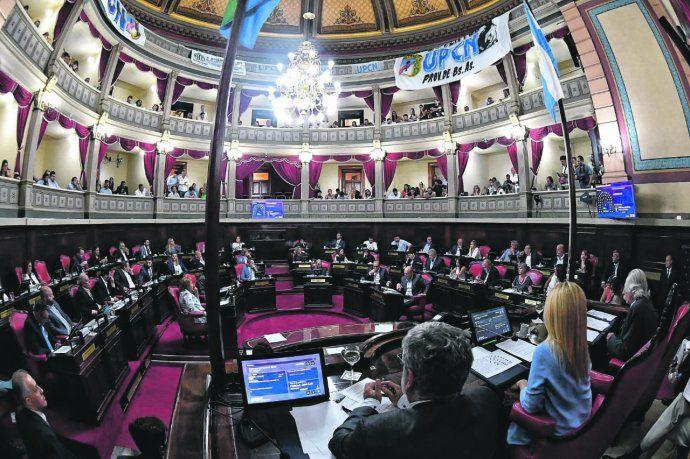 Objetivo. La oposición intentará hacer valer hoy su mayoría en el Senado para impulsar un proyecto que declara esencial a la educación.