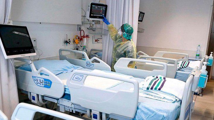 Durante la segunda ola de coronavirus, preocupa la ocupación de camas de terapia intesiva en la Ciudad de Buenos Aires.