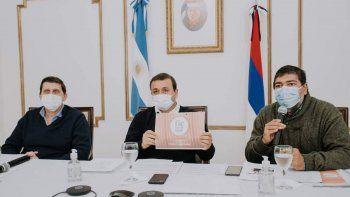 El gobernador anunció la implementación del Primer Fomento Cultural Misionero.