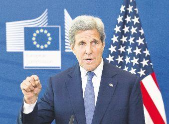 ROSTRO VISIBLE. John Kerry