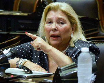 La ex diputada marcó diferencias con el pago de indemnizaciones por despido.