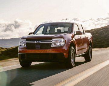 Ford Maverick: la nueva pickup compacta