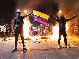 ¿Qué pasa en Colombia? Hartazgo